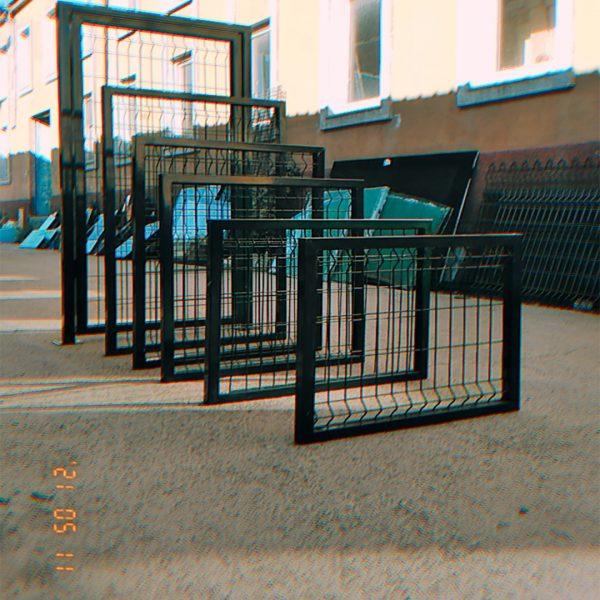 panel çit kapılar